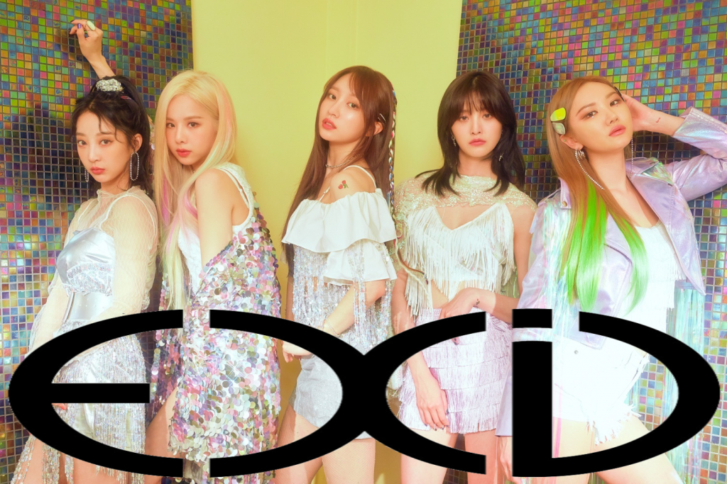 EXID Group Photo